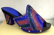 Aliexpress UK 2015 Neue Afrika frauen High Heels Für Frauen Party (YH015-924-blue)! Afrika frauen Schuhe