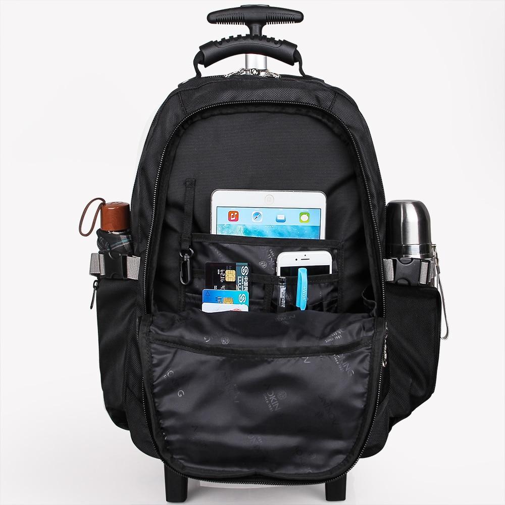797e18998cc5 Qoo10 - Trolley Backpack   Bag   Shoes   Accessories