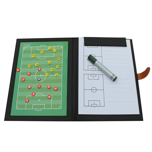 Professional Soccer Football Training Magnetic Tactic Board Fotball Football Accessories