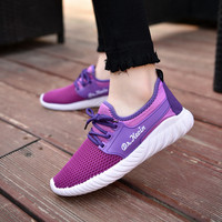Women Shoes Woman Breathable Mesh Shoes Casual For Women Network Soft Casual Shoes Dames Sneakers Damesschoenen