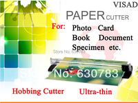 Free Shipping One White Portable Paper Trimmer Paper Cutting Machine Paper Cutter For A4 Photo Card