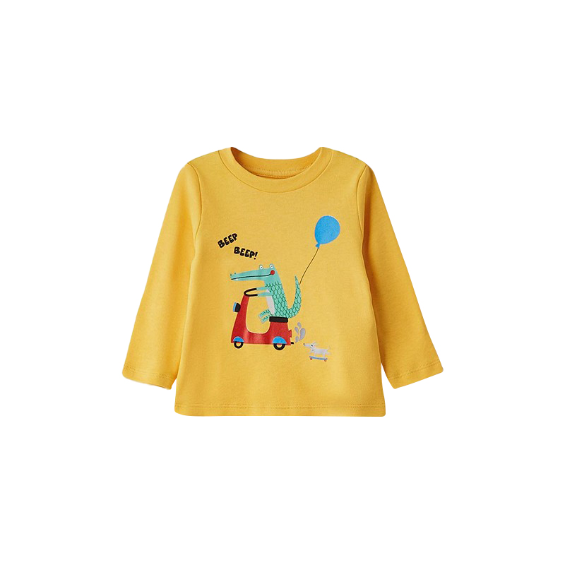 Hoodies & Sweatshirts MODIS M182K00028 for baby boys kids clothes children clothes TmallFS chic quality cartoon baby clothes pattern removeable wall stickers