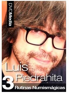 Магические трюки Luis Piedrahita-3 Coin