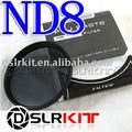 High Quality TIANYA 72mm 72 mm Neutral Density ND 8 ND8 Filter