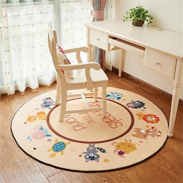 Japanische Bodenmatten japanische und koreanische runde teppiche für wohnzimmer
