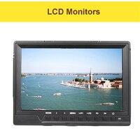 FW760 7 дюймов ips Full HD 1920*1200 поддержка 4 K на мониторе поля камеры 5 16 V Контрастность напряжения 450cd/m2 ЖК мониторы