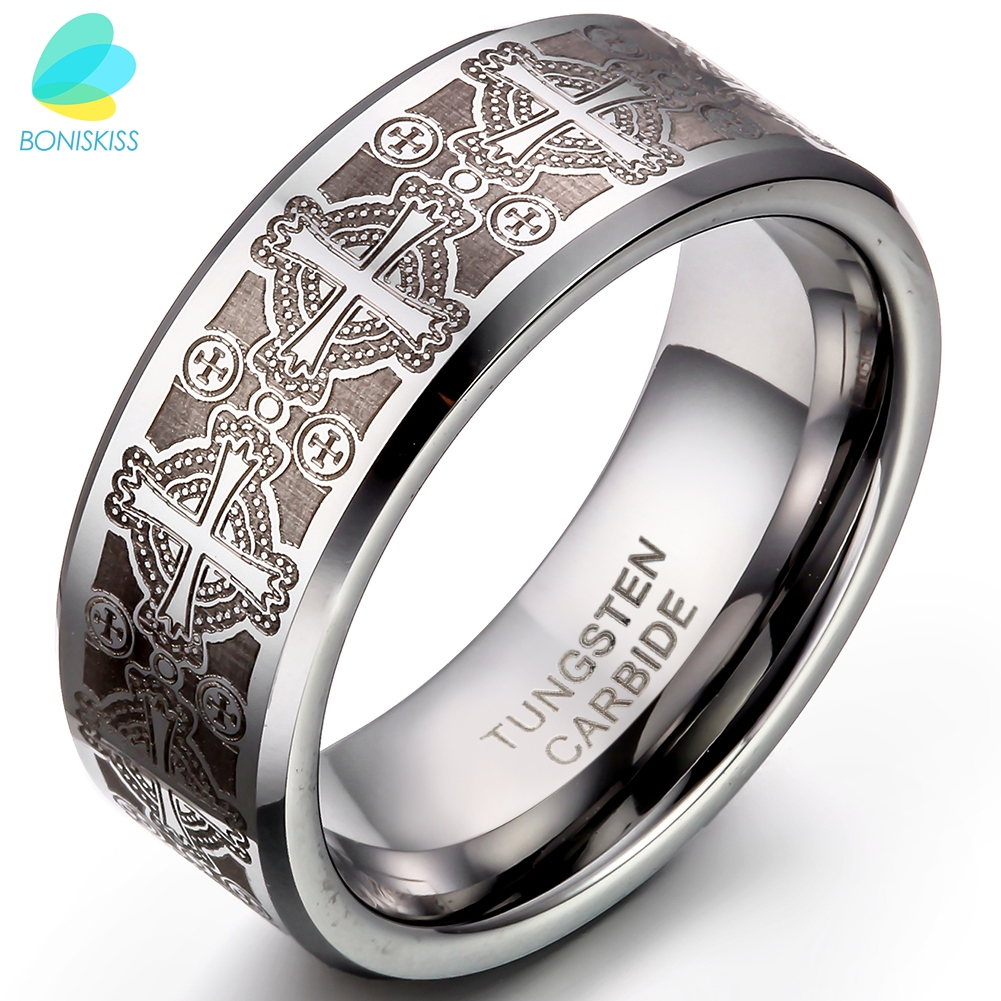 Tungsten Cable Ring
