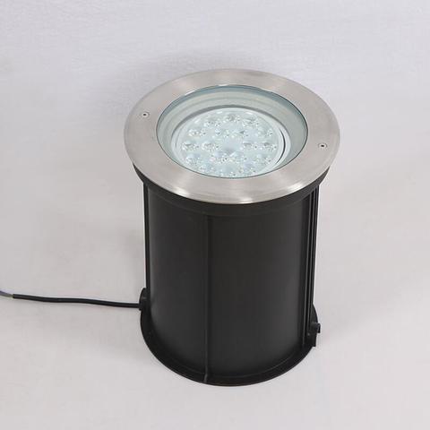7 w 9 w 18 w 24 w pode ajustar conduziu a luz subterranea ip68