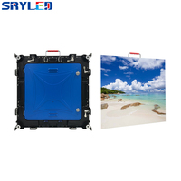 New P6 LED Display IP65 Waterproof LED Video Panel High Brightness Lightweight LED Video Wall