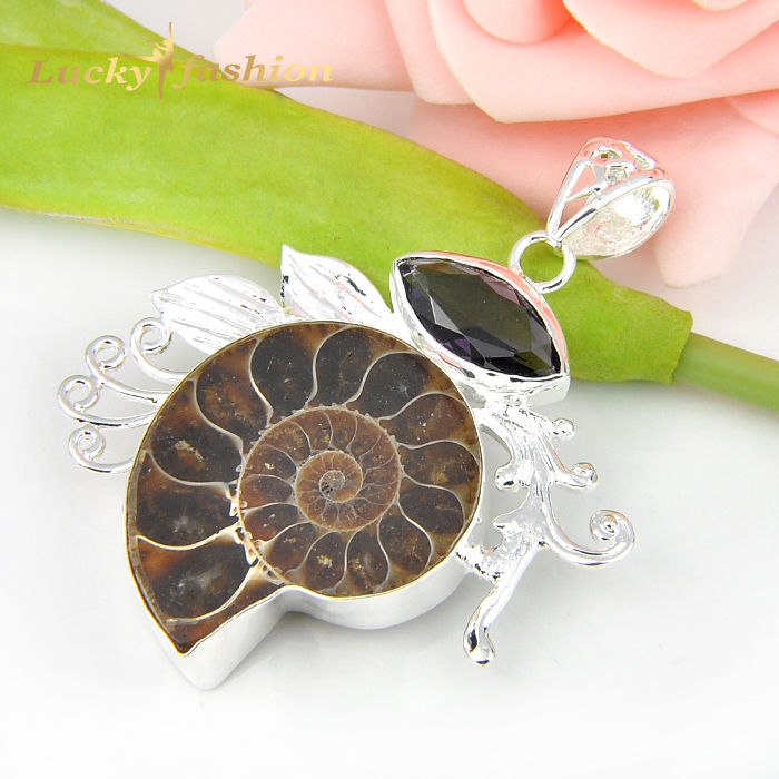 Silver Plated Baby Gifts Australia : Get cheap ammonite fossil pendant aliexpress