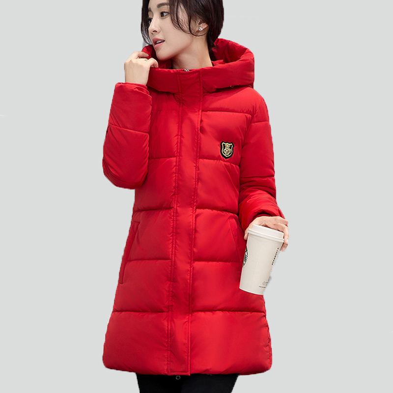 FANMUER NEW winter jacket womens clothing 2017 casual coats women long coat jackets Parka ladies Warm hooded Parkas plus size military jackets hooded warm cotton winter jacket women thicken wadded parka long womens jacket casual maxi coats parkas c3203