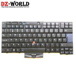 Новая/оригинальная Датская DK клавиатура для Lenovo Thinkpad X220 X220i X220T (X220 Tablet) Danmark Teclado 45N2150 45N2115 45N2080 45N2220
