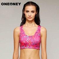 Woman Sports Bras Female Vest Running Underwear For Women Top Sports Fitness Yoga Tank Top Bra