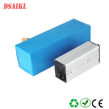 customized  light weight high capacty 51.8V 52v 24ah 24.5ah small size lithuim ion battery with charger