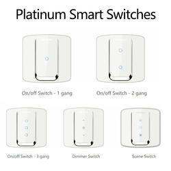 2018 Orvibo SMART SWITCHES - ZigBee wireless control switches Platinum Smart Switches HomeMate APP Supported