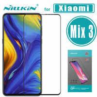 Für Xiao mi mi mi x 3 Gehärtetem Glas mi x3 Screen Protector Nillkin CP + PRO Anti-Explosion volle Abdeckung Glas für Xiao mi mi mi x3 Glas