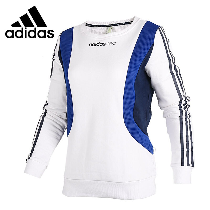 Original New Arrival 2017 Adidas NEO Label Women's Pullover Jerseys Sportswear original new arrival official adidas neo men s breathable o neck pullover jerseys sportswear