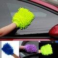 Fibra ultrafina del chenille de herramientas de lavado de coches multifuncional guantes de limpieza guantes guantes de limpieza