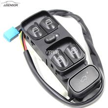 YAOPEI A2098203410 A2038200110 Power Control Window Switch For MERCEDES C CLASS W203 C180 C200 C220 2038210679 A2038210679