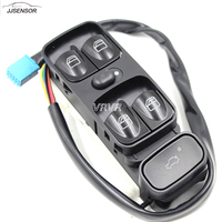 A2038200110 NEW Power Control Window Switch For MERCEDES C CLASS W203 C180 C200 C220 2038200110