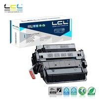 LCL 55A CE255A CE255 255A (1-Pack Schwarz) toner Patrone Kompatibel für HP Laserjet Unternehmen P3015/P3015d/P3015dn/P3015x