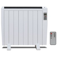 Slimline Electric Panel Heater 24/7 Programmability Home Heating System