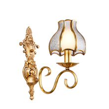 Arandela De Parede Copper Wall Lamp Lights Bjornled Vintage For Home Living Room Home Lighting LED Wall Sconce indoor lamp edison vintage wall lamp for home indoor lighting stair light industrial wall sconce arandela lamparas de pared