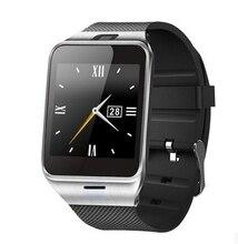Waterproof Aplus GV18 Smart watch phone 1.55″ GSM NFC Camera wrist Watch SIM card Smartwatch for iPhone6 Samsung Android Phone