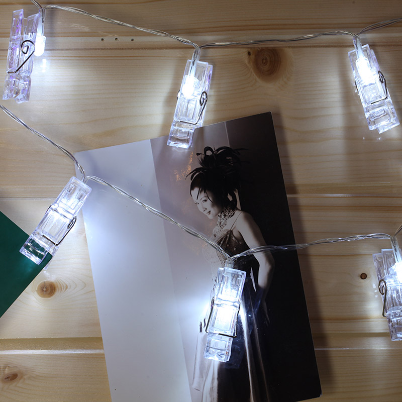 Picture Frame Light Battery