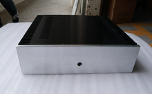 BZ4312D classe A de alumínio cheio gabinete amplificador de potência/chassis/AMP caixa de 430mm * 120mm * 411mm