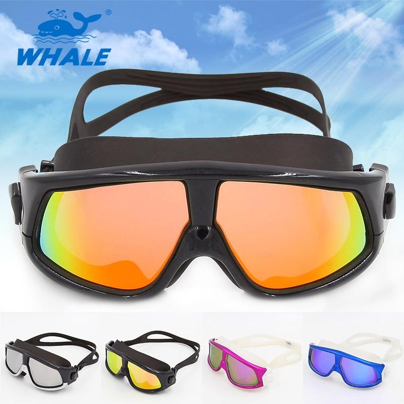 NEW Unisex Water Sportswear Anti fog UV Protect Waterproof Eyewear water mask for swimming full face