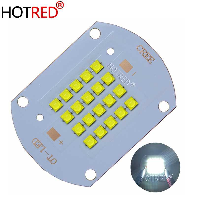 Cree XTE 100W  Led White/Warm White High Power LED  the thermoelectric separation Copper PCB For House/Street Illumination