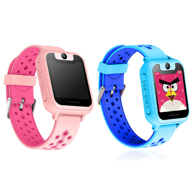 GPS Child Smart Watch Phone Position Children Watch1.44 TFT Inch Color Touch Screen WIFI SOS Smart Baby Watch Kids Smart Watch