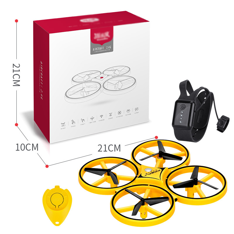 Image 5 - Cool four axis Fpv Drones x pro 4kprofissional Intelligent Suspension RC Induction Aircraft Drone Quadcopter Toys For Children-in RC Helicopters from Toys & Hobbies