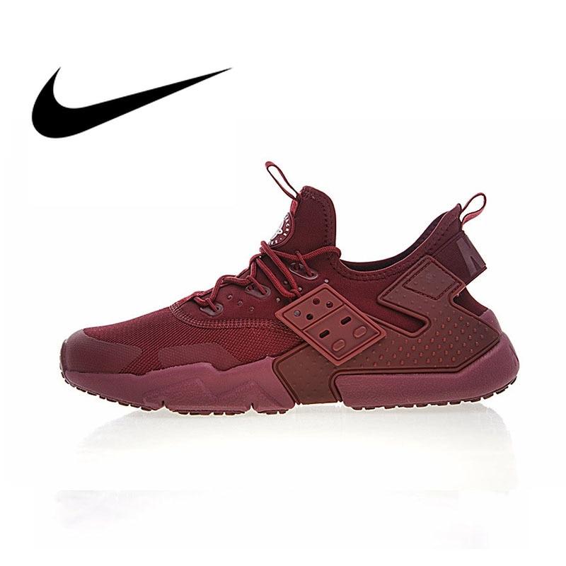 Original Nike Air Huarache Drift Prm Men's Running Shoes Lace-up Durable Sneakers Athletic Designer Footwear New Arrival AH7334