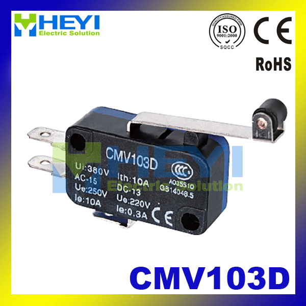 CMV103D small Micro switch Silver contact High quality