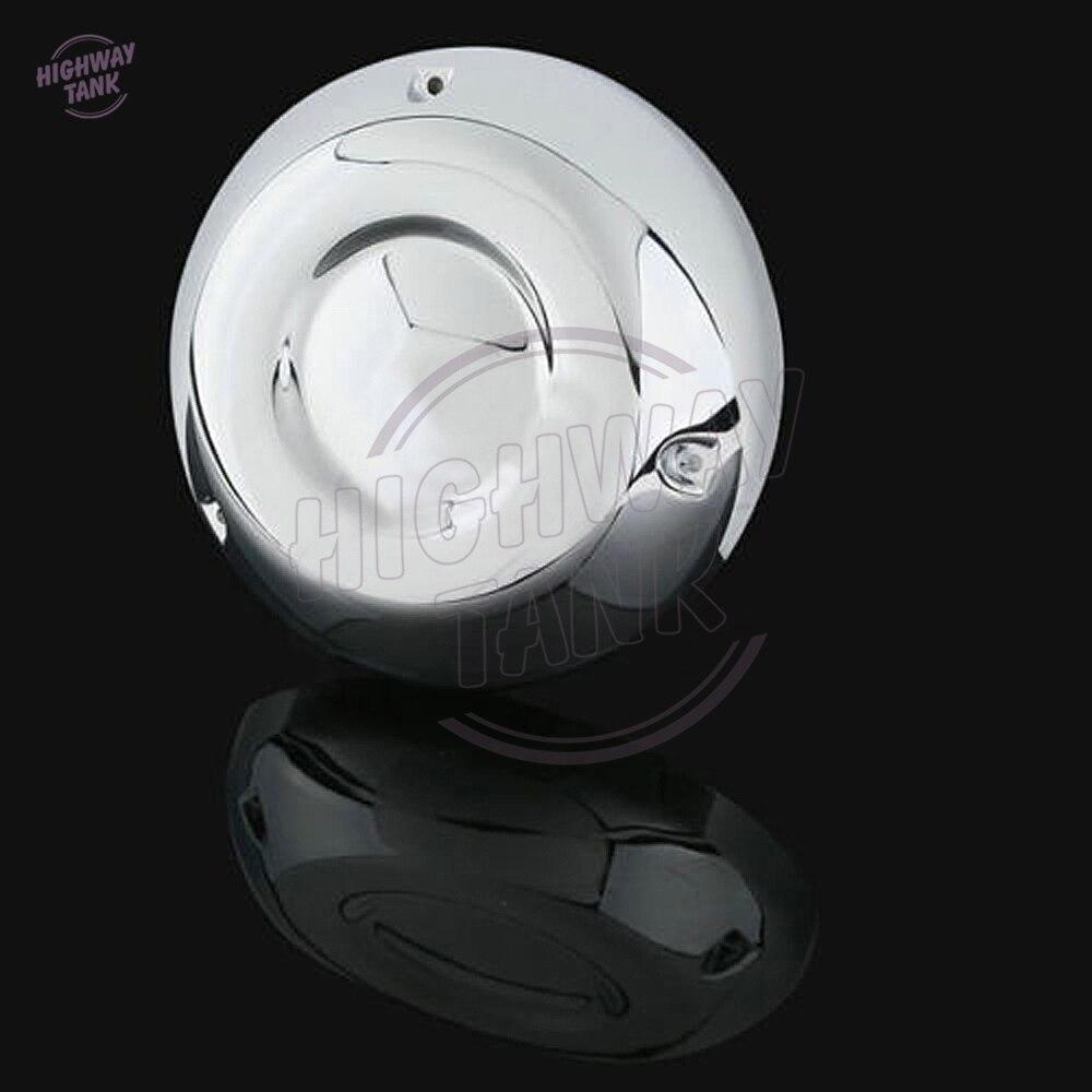 1 шт хром мотоцикл очиститель воздуха Крышка чехол для YAMAHA XVS400 встарь пользовательские классический XV400 650 1000 650 1000