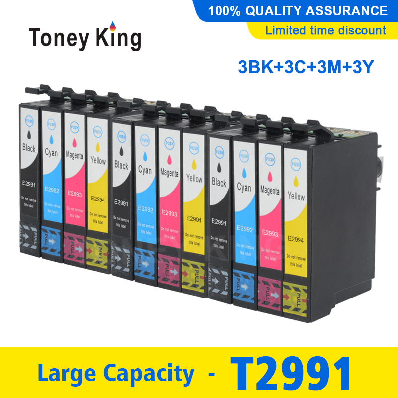 29 29XL T2991XL For <font><b>Epson</b></font> ink Cartridges XP235 XP247 XP245 XP332 XP335 XP342 <font><b>XP345</b></font> XP435 XP432 XP442 XP445 Printer image