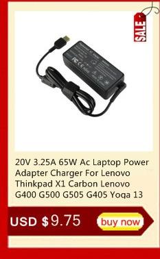 19.5 V 3.33 A 65W מחשב נייד מתאם מתח ה AC מטען נסיעות עבור HP Elitebook 2570 לנו+UK+האיחוד האירופי+AU Plug