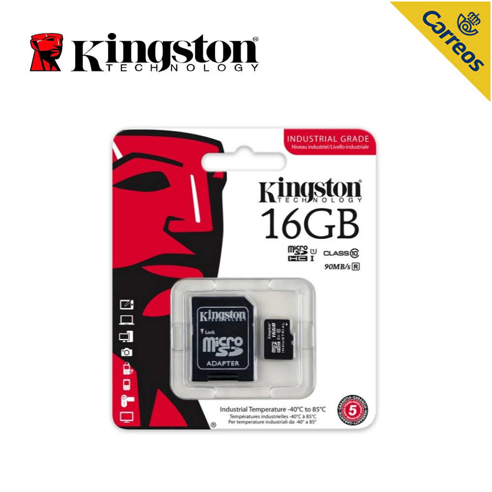 Kingston 16 GB Micro carte SD carte mémoire Class10 UHS-I carte sd memoria C10 Mini carte SD SDHC TF carte UHS-I pour téléphone portable