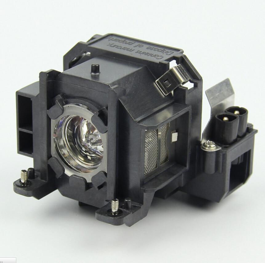 Original lamp W/Housing for EMP-1715 / EMP-1705 / EMP-1710 / EMP-1700 / EMP-1707 / EMP-1717 / EX100 / PowerLite 1700c встраиваемый счетчик моточасов orbis conta emp ob180800