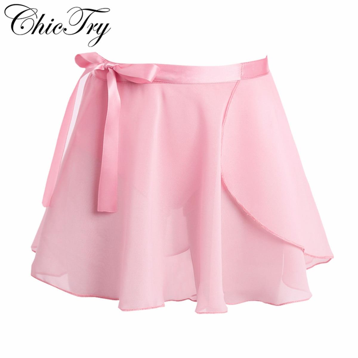 kids-girls-children-font-b-ballet-b-font-dance-stage-performance-skirt-basic-classic-chiffon-mini-pull-on-wrap-skirt-with-waist-tie-for-dance