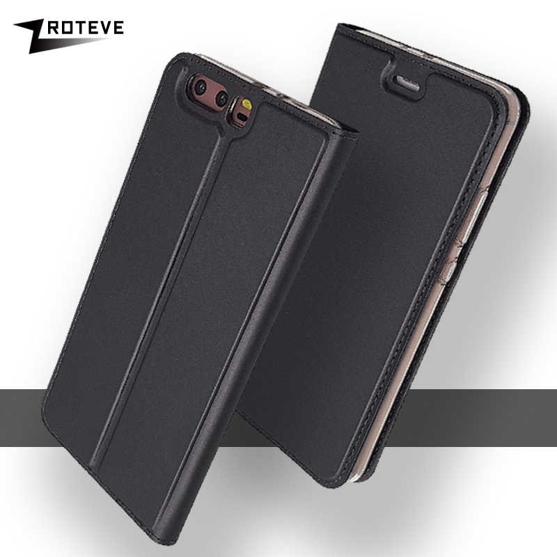 For Huawei P10 Cases ZROTEVE Wallet Leather Case For Huawei P10 Lite Case P10 Flip Leather Phone Cover For Huawei P10 Plus Coque