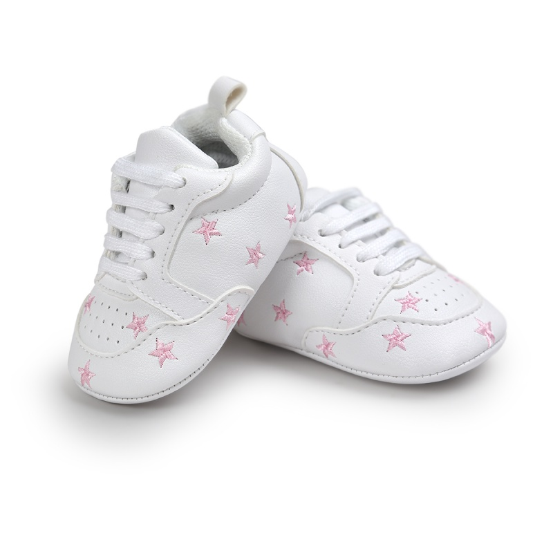 Cute-Spring-White-Printed-Fashion-Baby-Casual-Infant-Toddler-Kids-Anti-skid-Casual-Lace-Up-Baby-Shoes-Hot-Sale-4