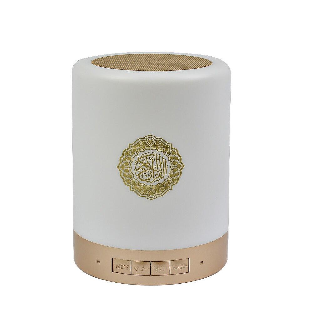 AIYIMA Portable sans fil Bluetooth haut-parleur SQ112 coran haut-parleurs MP3 FM Radio tactile LED avec télécommande 25 langues