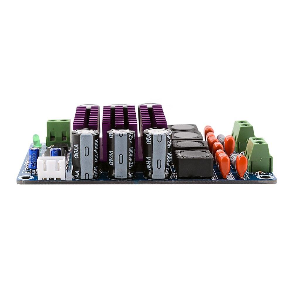 AIYIMA TK2050 50W * 2 Stereo Klasse T Digital Verstärker Board Dual-Kanal Mini HIFI Power Verstärker Bord Super TA2020 Amplicador