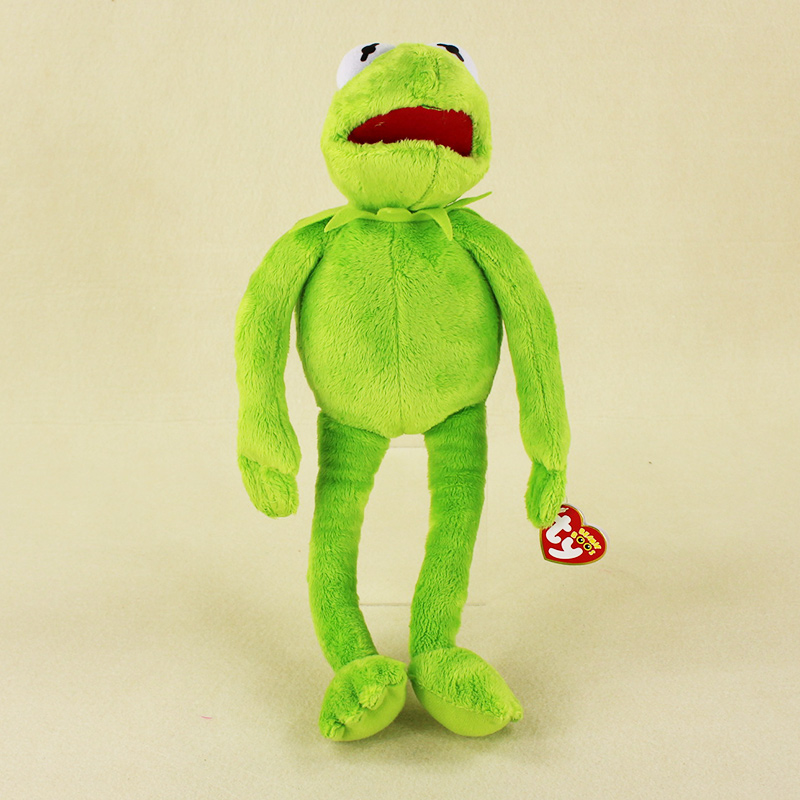 14 40cm Kermit Plush Toys Sesame Street Doll Stuffed Animal Kermit Toy Plush Frog Doll