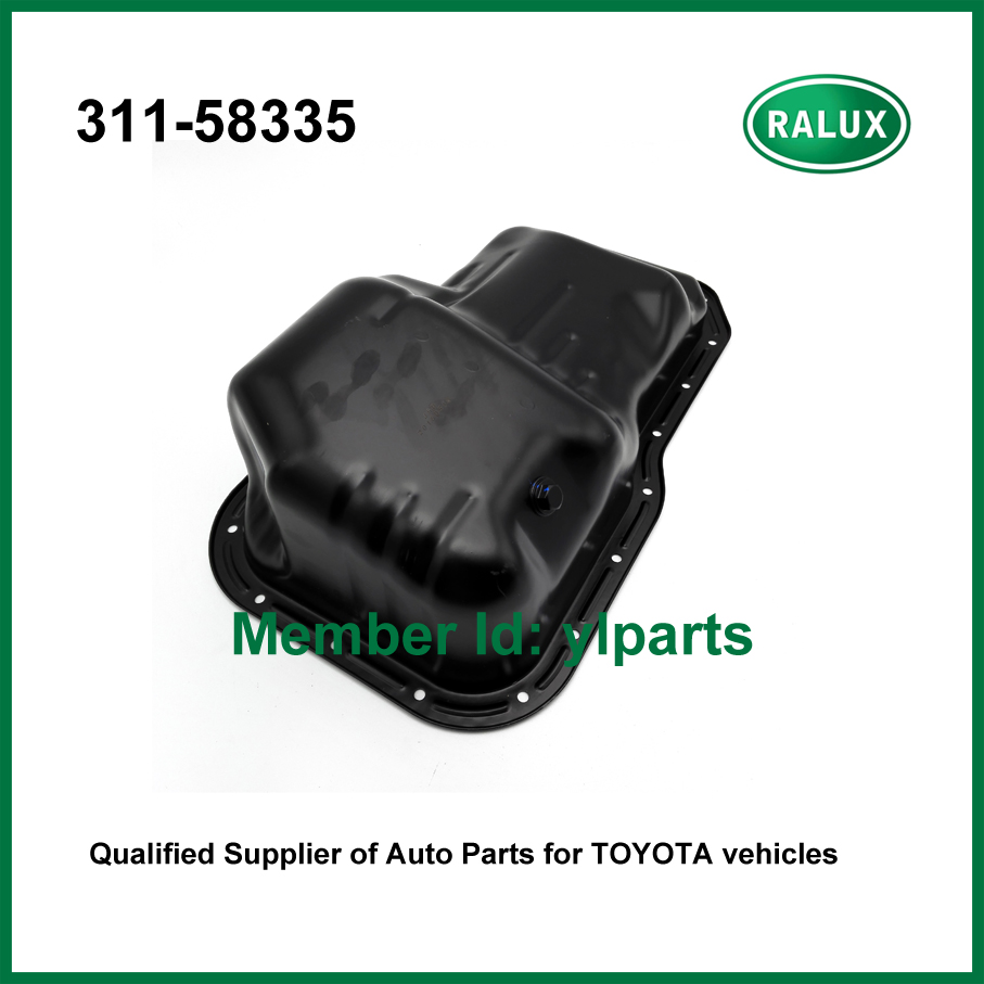 311 58335 high quality car transmission oil pan for car toyota camry auto spare parts engine. Black Bedroom Furniture Sets. Home Design Ideas