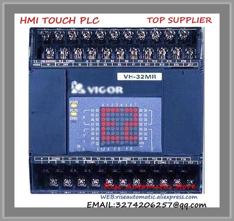 VH-32MR PLC New Original 24VDC 16 point 24VDC relay 16 point Main Unit