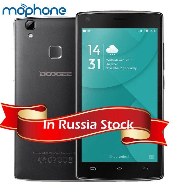 Doogee X5 Max Pro смартфон MTK6737 5.0 дюйм(ов) IPS HD 1280*720 Android 6.0 2 г + 16 г 8MP + 8MP отпечатков пальцев, смарт-жест телефона
